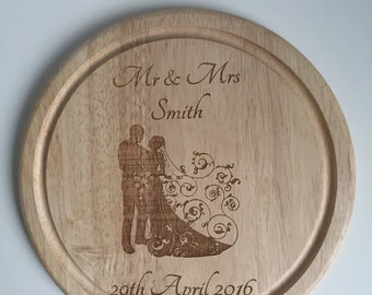 Cutting Board Personalised