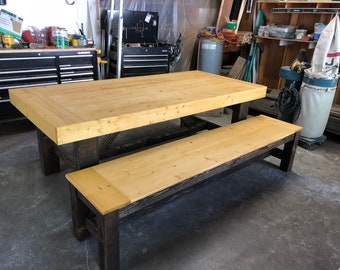Farm  and Pub Tables