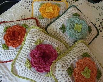 Floral Lavender Sachets