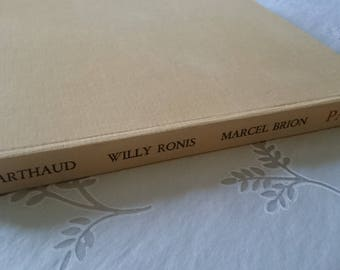 "Book Wiilly RONIS and Marcel BRION ""Paris"""