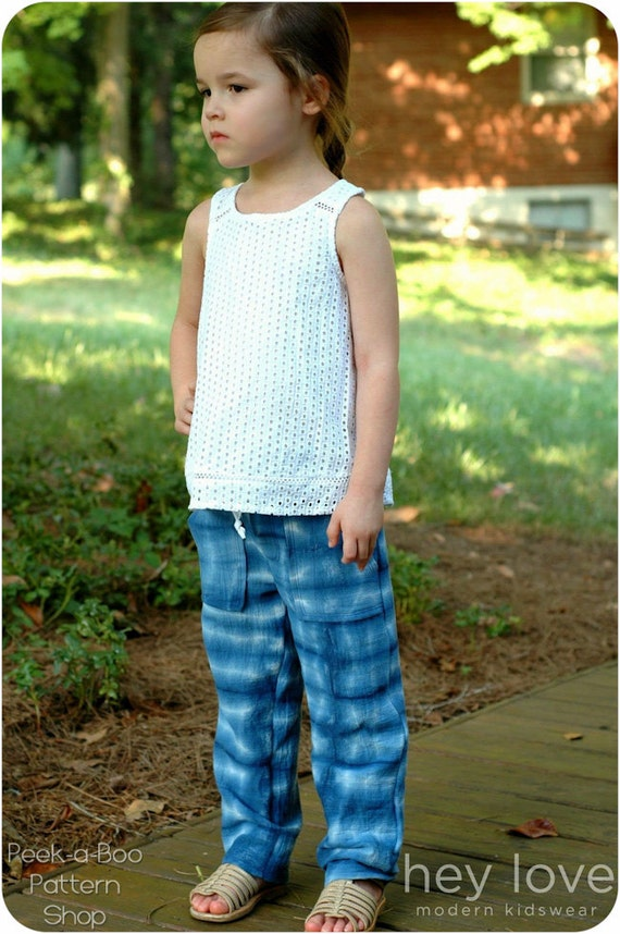 Contemporary Modern Kids Sewing Patterns Vignette - Blanket Knitting ...