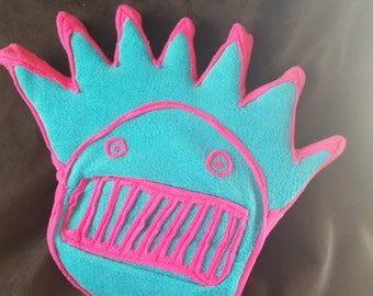 Custom Boognish Hand Puppet
