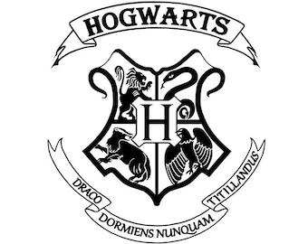 Hogwarts Wall Art