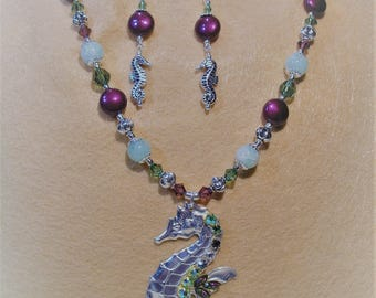 Seaside Collection Sea Horse King