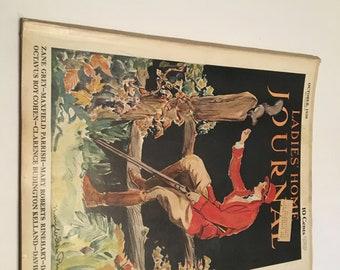 october 1930 ladies home journal magazine