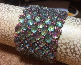 Tutorial for Baroque Cabochon Pave
