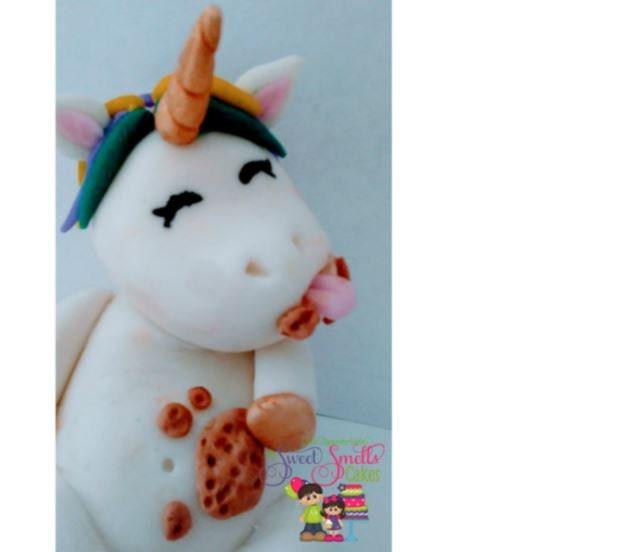 Fat Unicorn Cake Topper Fat Unicorn Unicorn Cake Topper