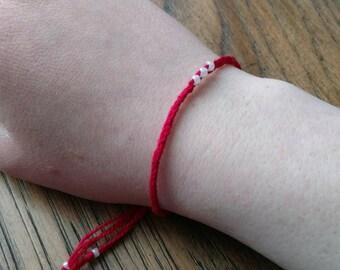 Lucky Red Bracelet