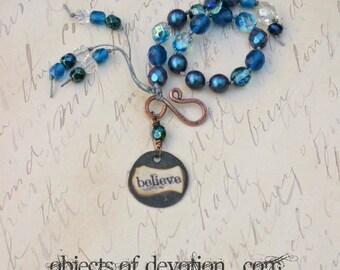 Crois que * bijoux religieux * crois Bracelet * Christian Gift * Bracelet religieux * Christian Jewelry * cadeau religieux * noué à la main *