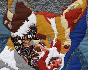 Quilted Chihuahua Dog