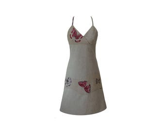 """DRESS """"Clochette"""" S 42 model """"Effet Papillon"""" !"""