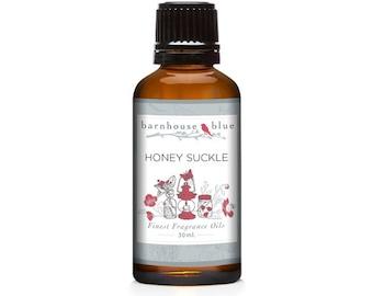 Honeysuckle - Barnhouse Blue - Premium Grade Fragrance Oil - 30ml