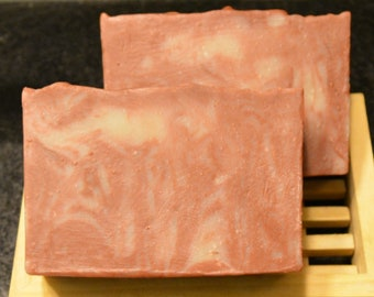 Handcrafted Patchouli Ginger Soap