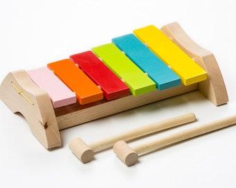 Educational Wooden Xilofon Toy by Cubila T11