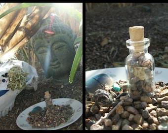 Ant Hill Medicine Stones ~ Spirit Stones ~ Almandine Garnets Lg ~ Gift Box