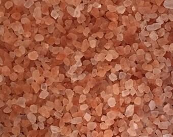 Himalayan Pink Salt, Coarse or Fine