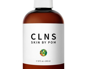 CLNS - Cleanser with Green Tea, Lactic Acid & Epsom Salt