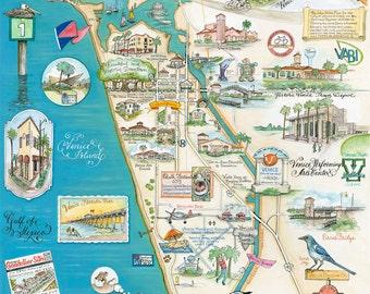 Venice Island (Venice Florida)