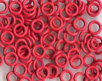 10mm CHERRY POP O RINGS