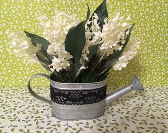 Lily of the Valley Watering Can