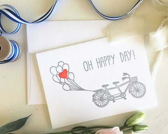 Wedding Card Bike, Card To Bride And Groom Card, Wedding Gifts For Couple, Wedding Card Congratulations, Greeting Card Wedding, Day Cards