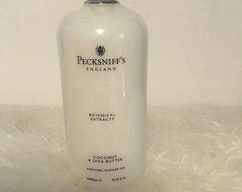 Pecksniff's England Shower Gel Grapefruit & citron 1000ml 33.8oz