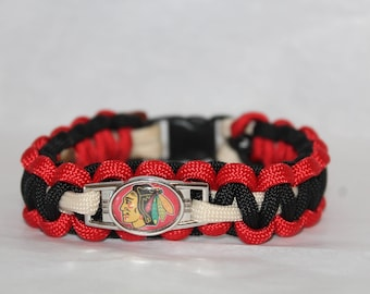 Chicago Blackhawks Bracelet