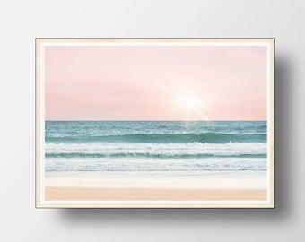 Ocean Print, Beach Wall Art, Beach Decor, Ocean Decor, Ocean Wall Art, Beach Photography, Coastal Decor, Beach Art, Ocean Wall Art, Ocean