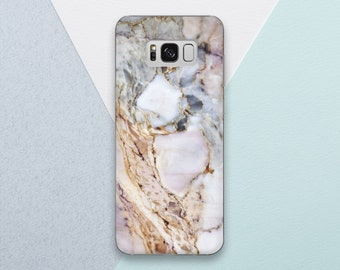 Rose Gold Marble Phone case for Samsung Galaxy s9 case s9 plus Rose Gold Marble Galaxy s8 case Marble Galaxy s7 case Galaxy note 8 OC_243