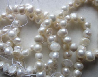 Pearl Cultured Freshwater 6-7mm 18 Beads