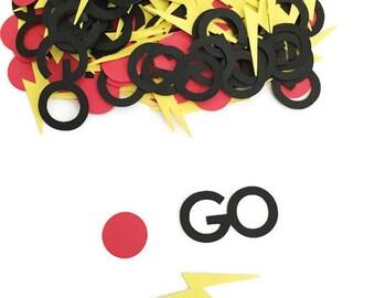 Pokemon Go Party Confetti - Pokemon Go Birthday - Pokemon Birthday Party - Pikachu Birthday Party - Pikachu Party Confetti - Table Decor