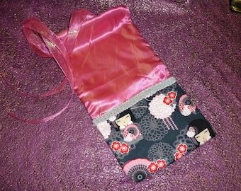 Tarot Card Bag - Tarot Card Pouch - Tarot Pouch - Tarot Deck Bag - Oracle Card Bag - Handmade Bag - Oracle Deck Bag - Tarot Card Holder