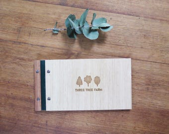 Holiday House Guest book, AirBnB Guest Book, Farm Stay, Housewarming Gift