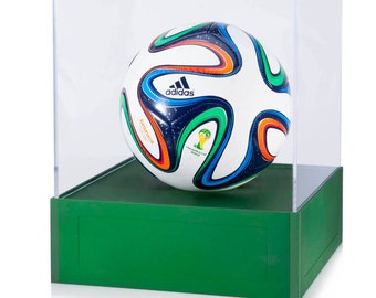 Soccer Ball Display Case - Aluminum Modern Display Case