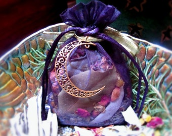 Medicine Bags, Prepared To Meet Your Specific Needs, Manifestation, Crystals, sacred Herbs, Sacred Oils, Sachet Bags