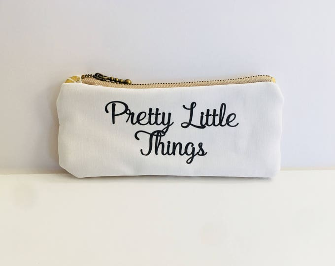 Pretty little things, Custom Cosmetic bag
