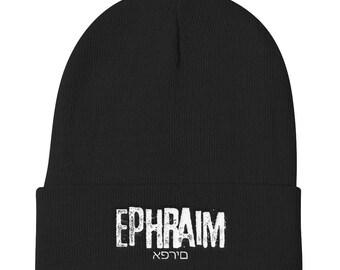 Ephraim, Hebrew Israelite, Israelite Beanie, Hebrew Beanie, Hebrew Israelite Cap, Hebrew Israelite Hat, Israelite, Israelite clothing, Men