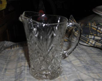 Pineapple 12 oz. milk pitcher