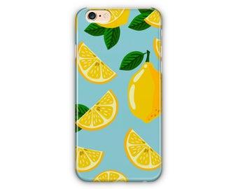 Lemons Phone case / Iphoen Case / Samsung edge Case/ iPhone 8 Plus/ iPhone 8/ iPhone 8x/