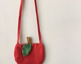 Red Apple Baby crossbag crossbody bag