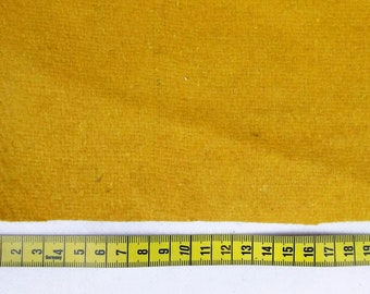 Recycled broadcloth- yellow