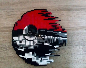 Pokemon | Pokeball | Death Star Wall Clock
