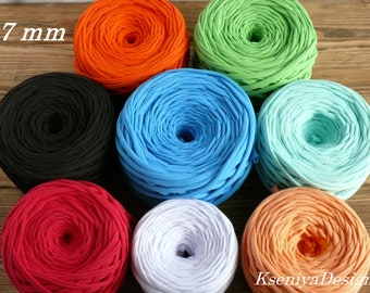 T-Shirt yarn, Spaghetti yarn, Fabric yarn, Trapillo, Zpagetti yarn, Cotton yarn, TShirt yarn, Tee shirt yarn, Jersey yarn, Tshirt yarn bag