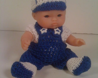 Mollycoddle doll.