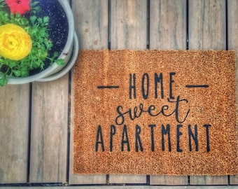 Home Sweet Apartment Etsy