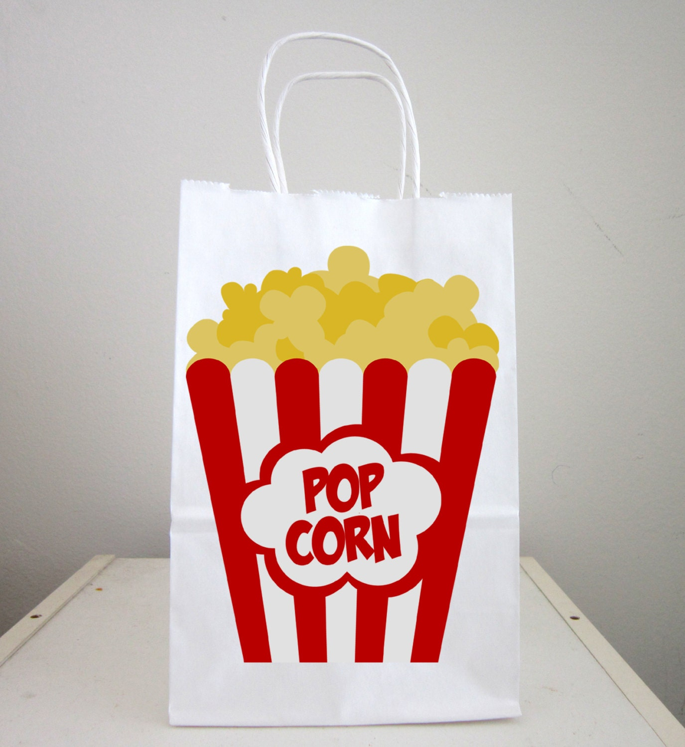 Movie Party Goody Bags Popcorn Goody Bags Popcorn Favor