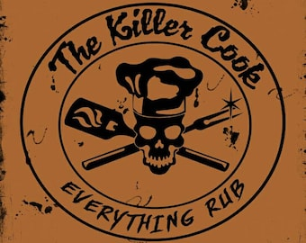 The Killer Cook's Everything Dry Rub