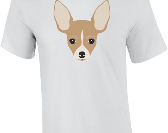 Chihuahua Head Shirt