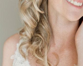 Bridal Earrings, Pearl Drop Earrings, Freshwater Pearl Wedding Earrings, Teardrop Earrings