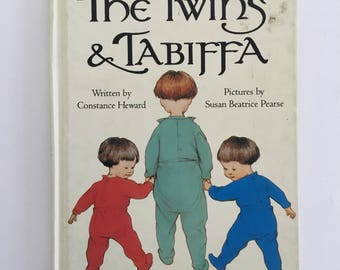 The Twins and Tabiffa by Constance Howard and Pictures by Susan Pearse Vintage Childrens Hardback book 1993 Edition